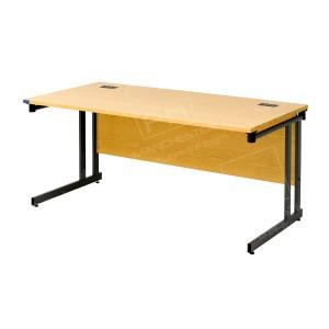 1500mm Straight Folding Leg Desk